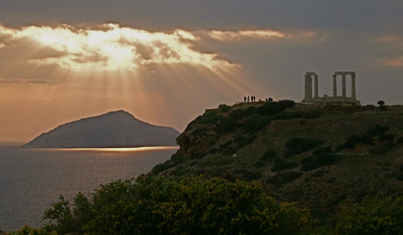 Cape Sounion - 7th International Conference of English as ... Poseidon The Odyssey